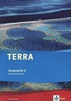 TERRA Geographie fuer Sachsen - Ausgabe fuer Gymnasien. Loesungsheft 8. Klasse