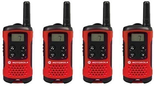 Walkie Talkie Bidireccional TLKR T40 PMR446 Libre de Licencia - 4 Unidades