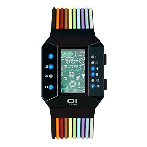 OI THE ONE Lässige Uhr SC202B6