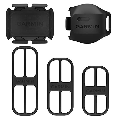 Garmin Unisex – Erwachsene Access, Bike Speed and Cadence Sensor 2, Schwarz, One Size