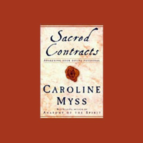 Sacred Contracts audiobook cover art
