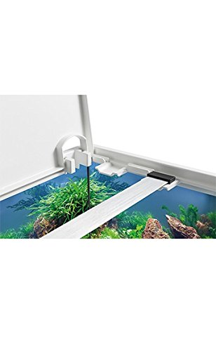 Eheim Aquarium komplett Set Aquastar 54 LED, Süßwasser Aquarien Set 60x30x30cm, 54 Liter (schwarz) - 3