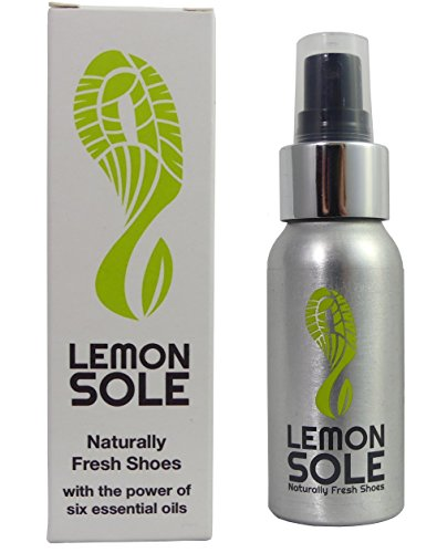 Lemon Sole Shoe Freshener 100% Natural
