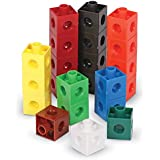 Learning Resources Early Math MathLink Cube...