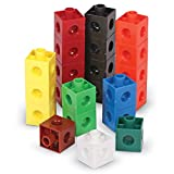 Learning Resources encajables Snap Cubes (Set de 100), Color (LER7584)