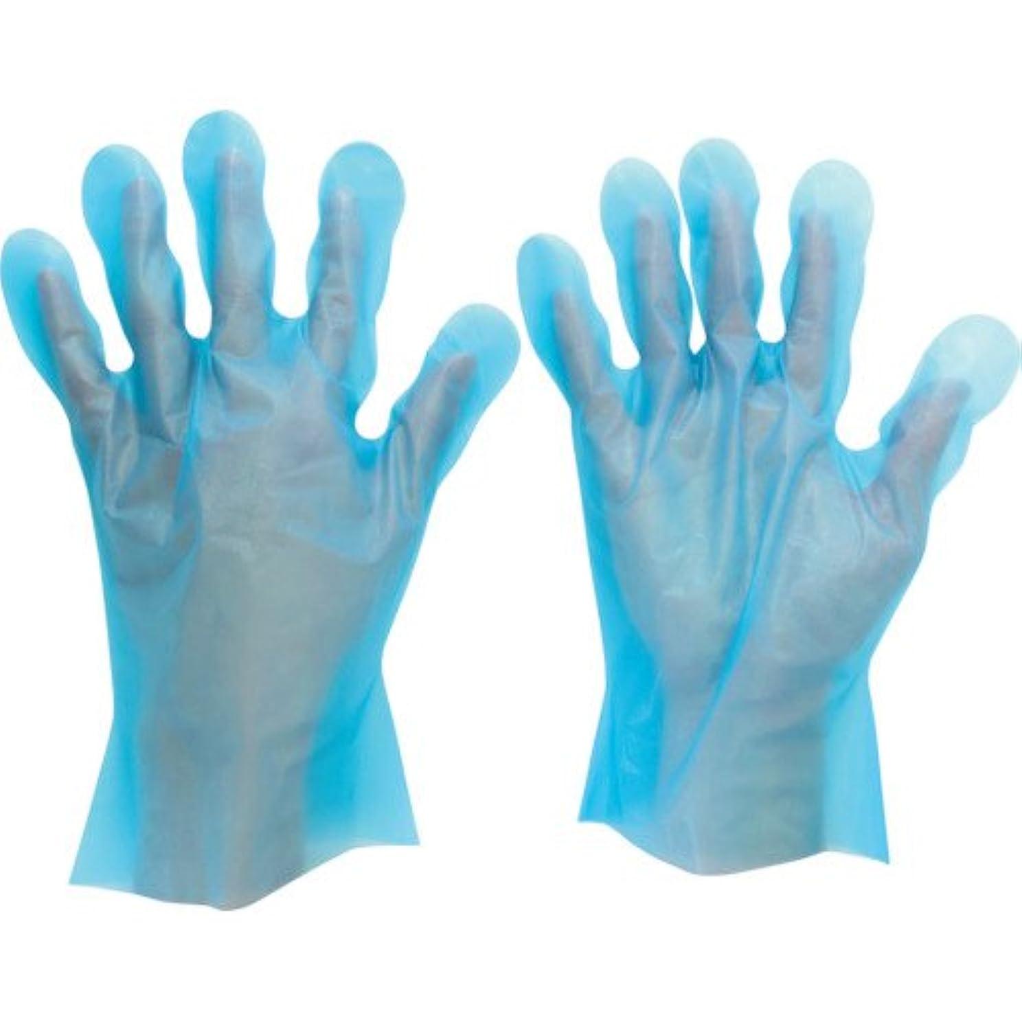 バルブ皮肉な剪断ミドリ安全 ポリエチレンディスポ手袋 ベルテ572 200枚入 SS(入数:200枚) VERTE-572-SS