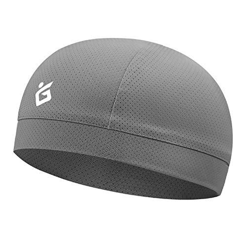 Gorra de calavera, transpirable, ideal como forro de casco, ideal como forro...