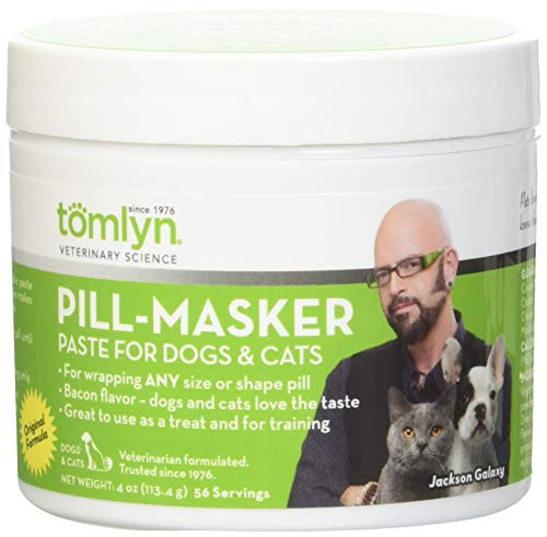 (2 Pack) Tomlyn Products Pill-Masker Original For Cats & Dogs (Bacon)