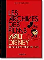 Les Archives Des Films Walt Disney: Les Films D'animation: 40th Anniversary Edition