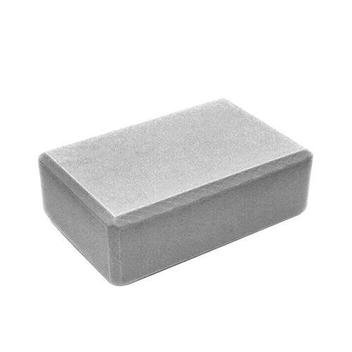 Cocila Übungskissen/Nackenrolle, Schaumstoff, 23 x 15 x 8 cm, 1 Stück grau