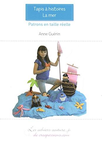 """Tapis à histoires """"La mer"""""""