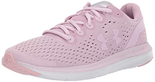 Under Armour Charged Impulse, Laufschuhe für Damen, Rosa (Pink Fog Pink Fog), 40 EU