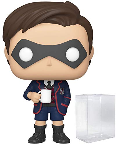 Funko Pop TV: Umbrella Academy - Number Five Limited Edition Chase Pop! Vinyl Figure (Includes...