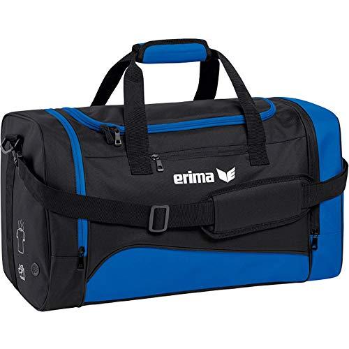 erima Sporttasche Sporttasche, 65 cm, 66, 5 Liter, new royal/schwarz
