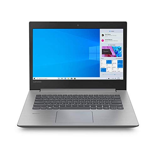 Lenovo IdeaPad 330S 14 Inch HD Slim Laptop, (Intel Pentium Gold Processor, 4 GB RAM, 128 GB SSD, Windows 10 Home), Platinum Grey