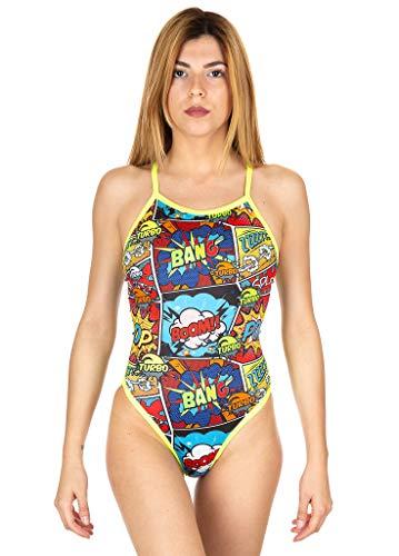 Turbo - kostuum Intero - Comic Boom - TIR. Tot - 83041530/0008