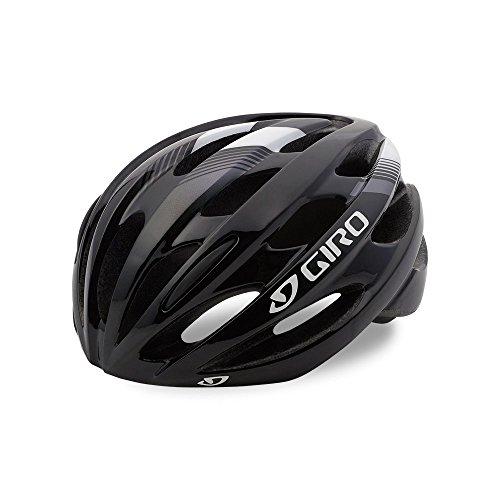 Giro Trinity Adult Recreational Cycling Helmet - Universal Adult (54-61 cm), Black/White