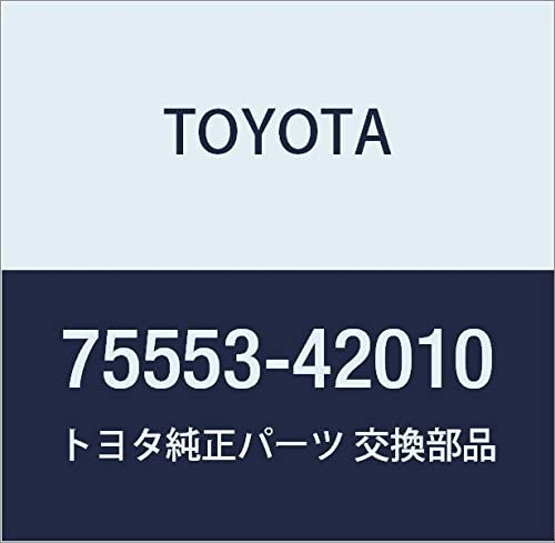 TOYOTA Genuine 2021 model 75553-42010 Roof Molding Special sale item