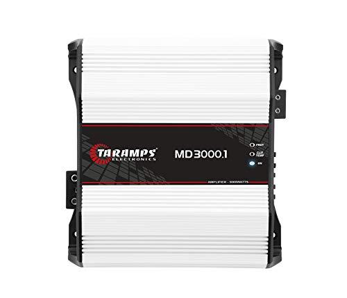 Taramp's MD 3000.1 2 Ohms 3000 Watts Class D Full Range Mono Amplifier