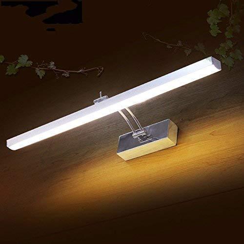 Espejo de baño con Brazo de Roca de 400 Mm, luz LED...