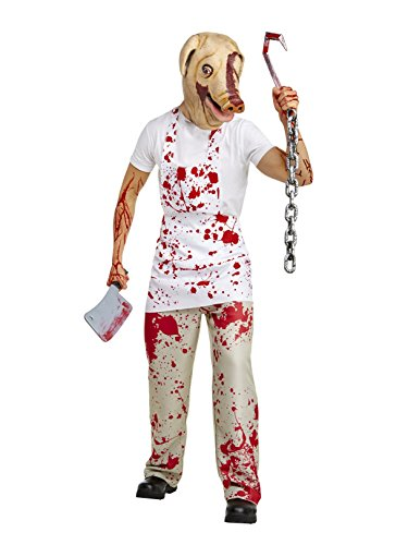 LF Centenial Pte Ltd. Adult's Piggy Man American Horror Story Costume