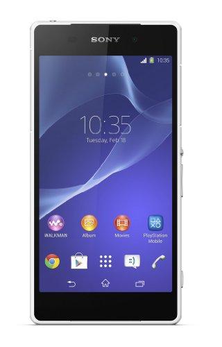 Sony Xperia Tablet Z2 Smartphone, Bianco