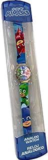 Disney PJ Masks PJ17027 - Reloj con correa de nailon