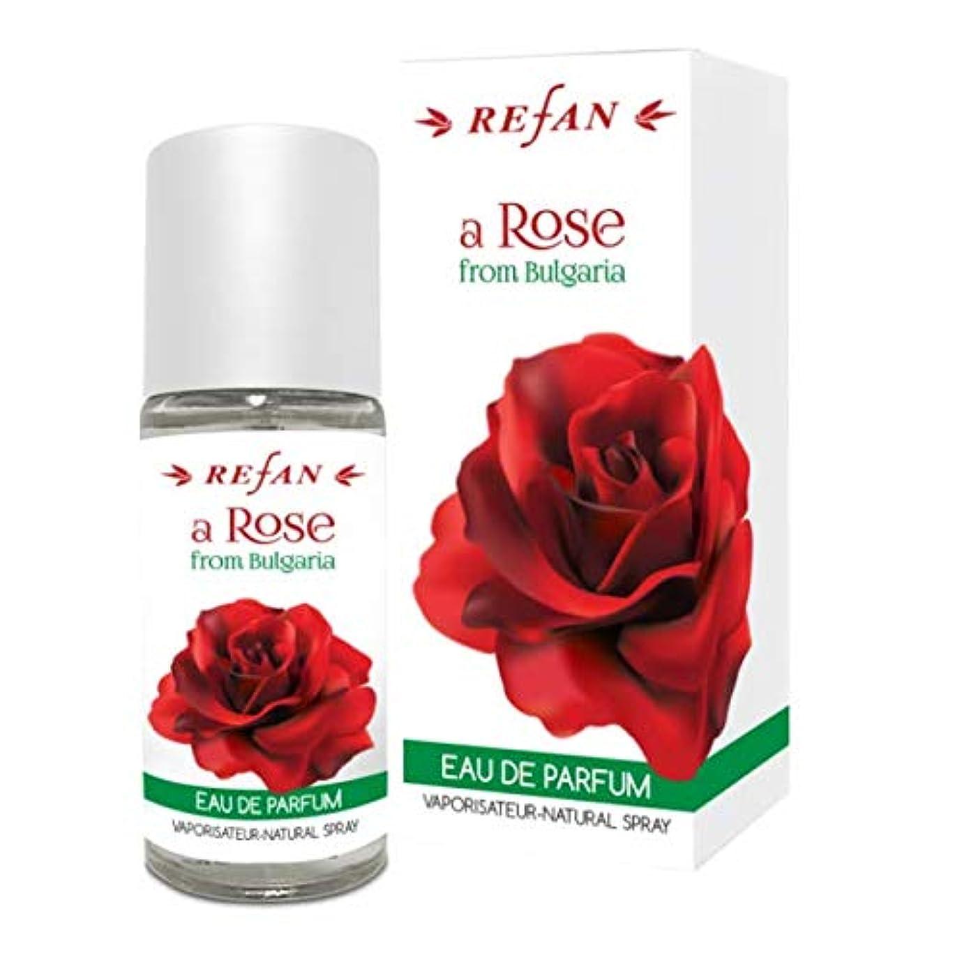 パトロンに勝る施設REFAN:レファン/ ローズパフューム :フロムブルガリア/ 50ml/バラ香水