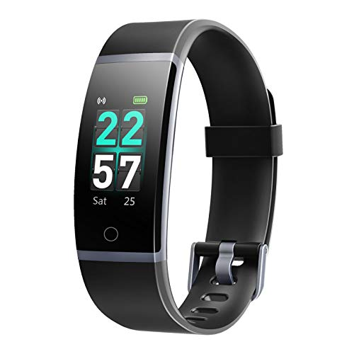 Letsfit Fitness Tracker, Activity Tracker Watch with Heart...