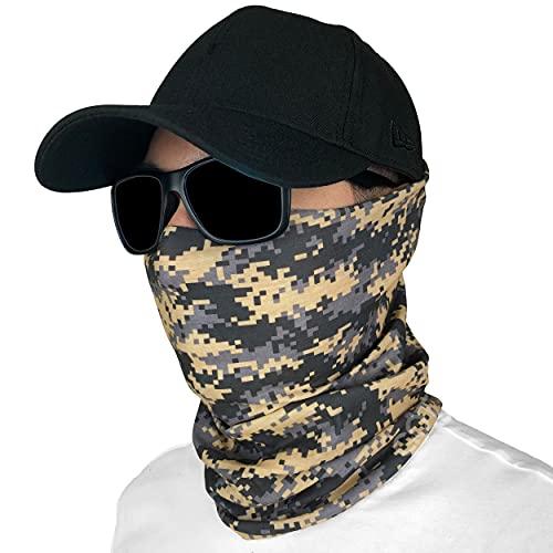 Fishing Mask Camo Headwear Neck Gaiter