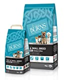 Burns Adult Small Toy Breed Chicken & Rice Complete Dog Food 2kg