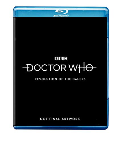 Doctor Who: Revolution of the Daleks (BD) [Blu-ray]