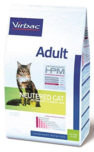 Veterinary HPM Virbac Adult Neutered Cat - 1,5 kg