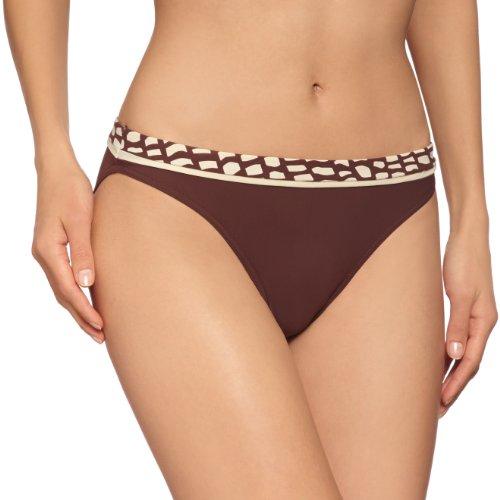 Sloggi Damen Bikini Hose sls Brown Ethno TAI , Gr. 40, Mehrfarbig (BROWN - LIGHT COMBINATION (T5))