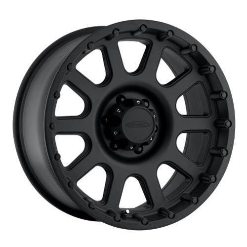 Pro Comp Alloys Series 32 Wheel with Flat Black Finish (20x9'/8x6.5)