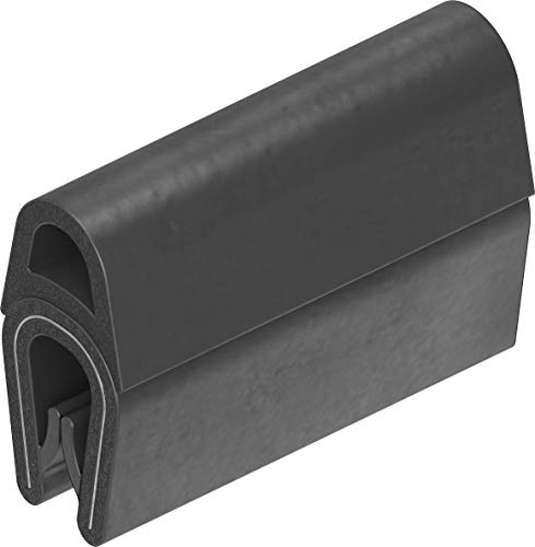CTA Dichtungen 1 Meter Dichtprofil Kofferraumdichtung Kederband EPDM KB 1-4 1C11-18