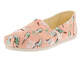 TOMS Coral Pink Kissing Birds Women's Classics (Size: 7) (B078Z2CZKC) | Amazon price tracker / tracking, Amazon price history charts, Amazon price watches, Amazon price drop alerts