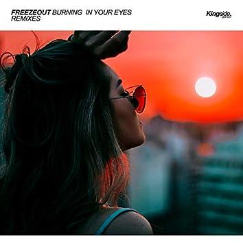 Burning In Your Eyes (Remixes)