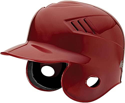 Rawlings CFABH Batting Helmet (Cardinal, X-Large)