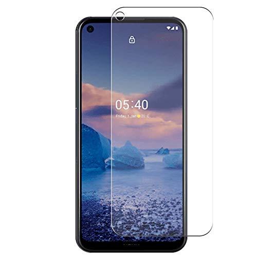 Vaxson 3 Stück Schutzfolie, kompatibel mit Nokia 5.4, Bildschirmschutzfolie TPU Folie [ nicht Panzerglas ]