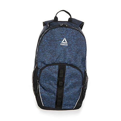 Reebok Circuit Gym Backpack for Men and Women, Small Sports Laptop Backpack