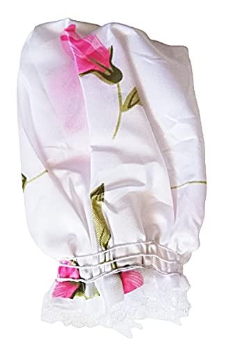 Auriculares para el pelo de tela de colores, paquete de 1 unidad con adornos de colores.