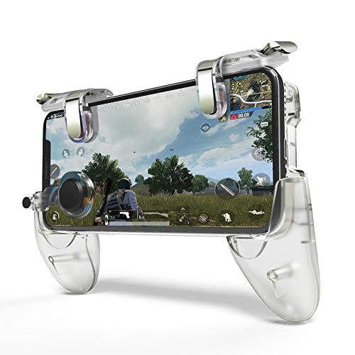controller Game ControllerGamepad Für PUBG L1R1 Shooter Trigger -Feuer -Knopf GamepadJoystick ist füriPhone undAndroidHandy