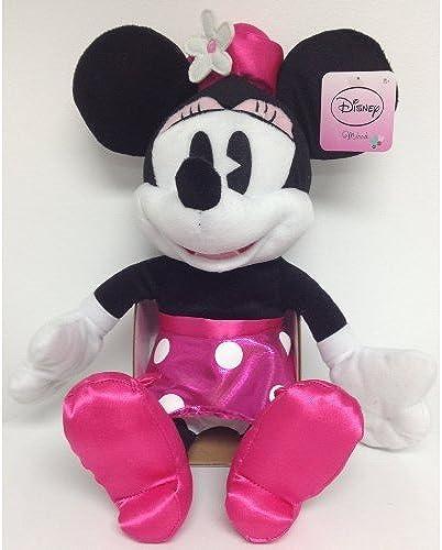 marcas de diseñadores baratos Disney 16 Sitting Plush Minnie Minnie Minnie Mouse with Hat by Disney  disfrutando de sus compras