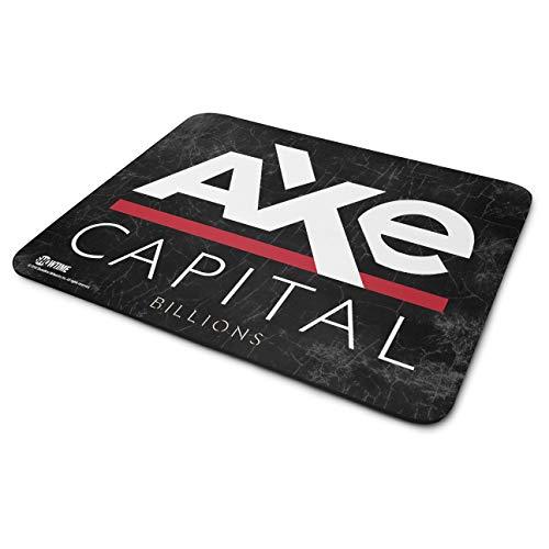 Billions Offizielles Lizenzprodukt Axe Capital Logo Mauspad/Mat