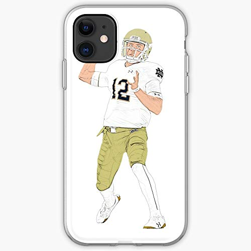 A Like Irish Nd Today Dame Fighting Play Und Champion Notre - - Phone Case for All of iPhone 12, iPhone 11, iPhone 11 Pro, iPhone XR, iPhone 7/8 / SE 2020… Samsung Galaxy