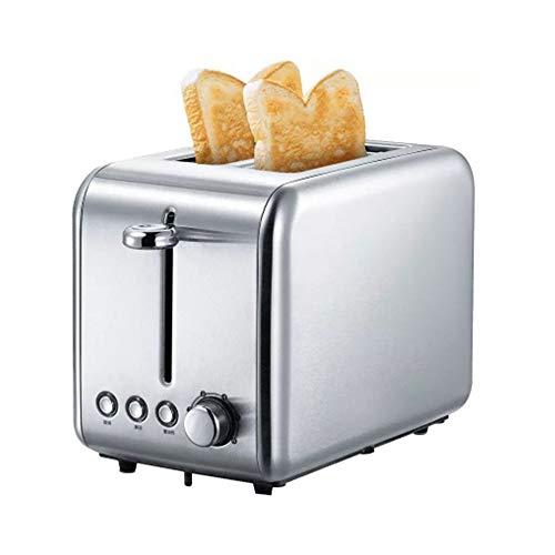 MMZB Máquina de Pan automática, Fabricante de panes programables, 6 Engranajes, horneado en 2 Minutos, Calentar uniformemente, Resistente al Calor, Mantenerse Caliente, para la Cocina en casa