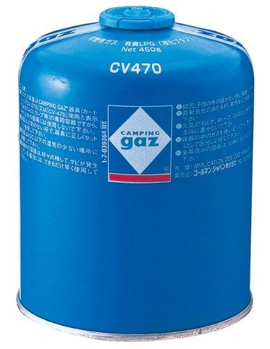 CAMPINGAZ(キャンピングガス) LPガス燃料 CV470 39315