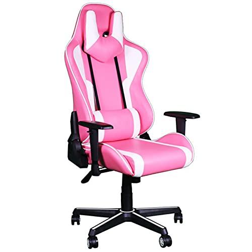 Gaming Stuhl Racing Stuhl Bürostuhl Chefsessel ergonomischer Drehstuhl Computerstuhl