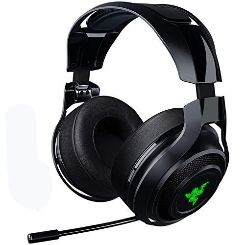 BANLV Auriculares inalámbricos para juegos de 7.1 canales